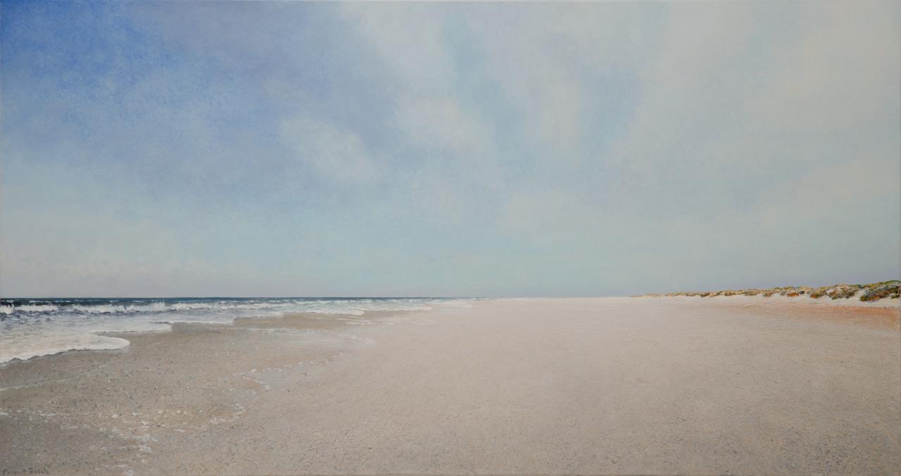Folkert Rasch / B.v.M. LXVI / 2020 / Acryl auf Leinwand / 80 x 150 cm